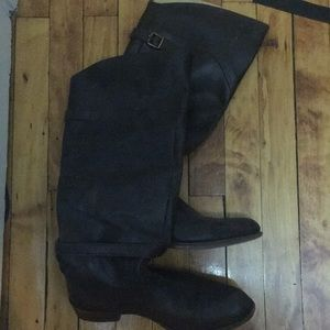 Frye riding boots